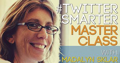 #TwitterSmarter Online Class