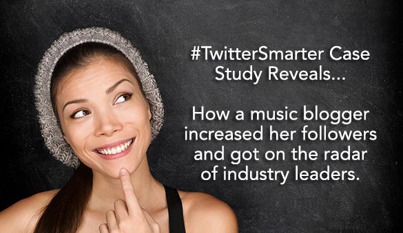 #TwitterSmarter Case Study Webinar