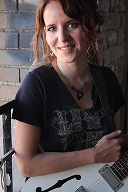 Nikki O'Neill - photo by Laurel Geare