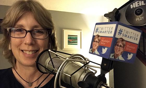 #TwitterSmarter Podcast | Madalyn Sklar - Twitter Marketing Strategist