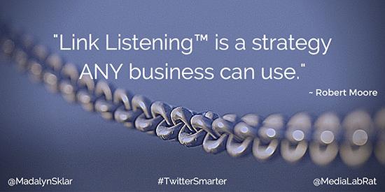 Link Listening