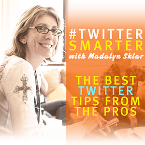 #TwitterSmarter Podcast: Listener Question from Rorie Kelly – Using Twitter To Help Crowdfunding Campaign [Episode 5]