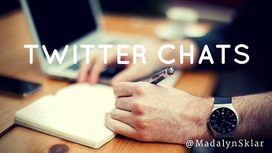 Twitter Chats – The Place Where Everyone Knows Your Name
