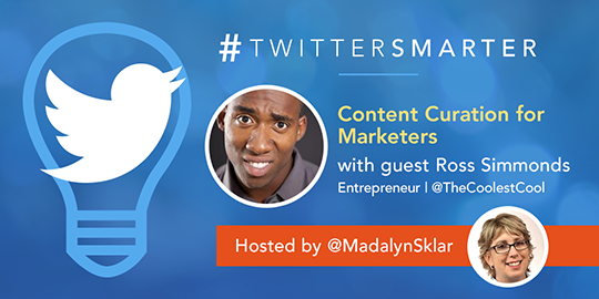 Content Curation for Marketers with Ross Simmonds