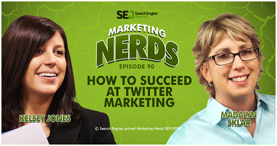How to Succeed at Twitter Marketing with Madalyn Sklar