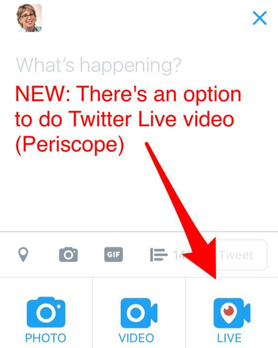 NEW: Twitter LIVE is Here! Periscope Integrates Broadcast Directly Into Twitter