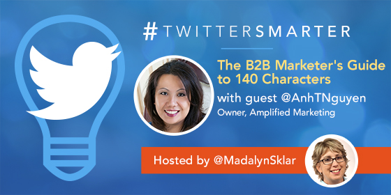 The B2B Marketer's Guide to 140 Characters