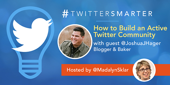 How to Build an Active Twitter Community with Joshua Hager