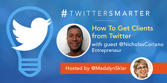 How to Get Clients from Twitter with Nicholas Coriano