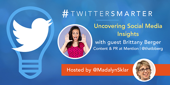 Uncovering Social Media Insights with Brittany Berger