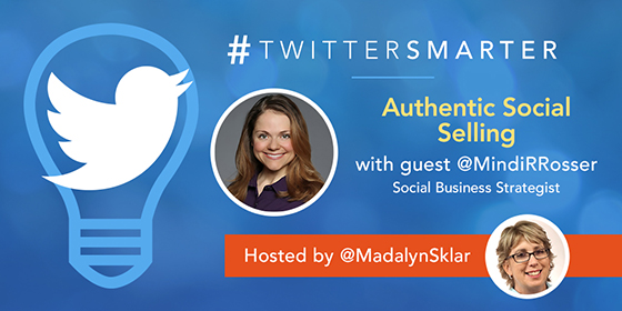 Authentic Social Selling with Mindi Rosser