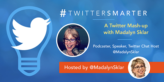 A Twitter Mash-up with Madalyn Sklar