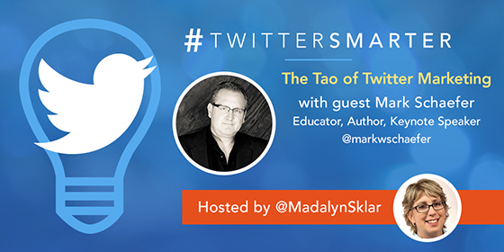 The Tao of Twitter Marketing with Mark Schaefer