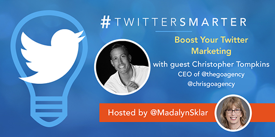 Boost Your Twitter Marketing with Christopher Tompkins