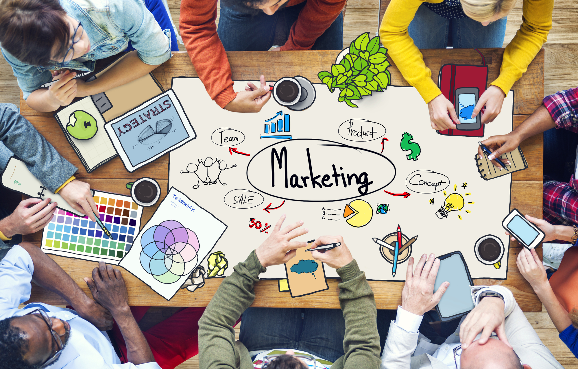 Marketing Tips From Top Marketers Around the World