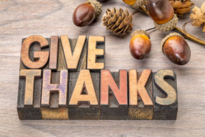 give thanks to your Twitter followers