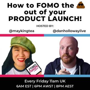 How to FOMO the sh*t out of your product launch